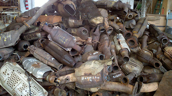 Scrap Metal Recycling | Metal Recycling Toronto