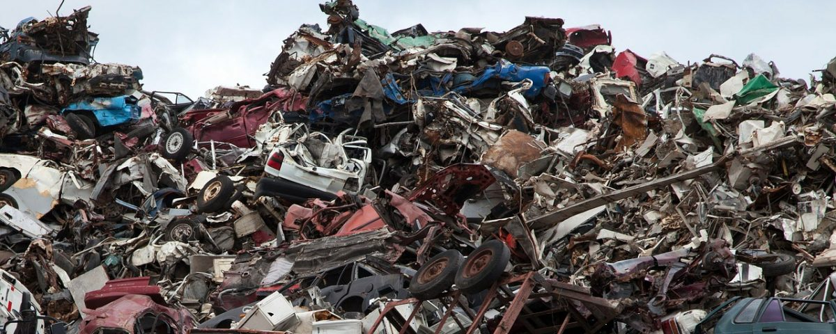 scrap metal recycling Scarborough