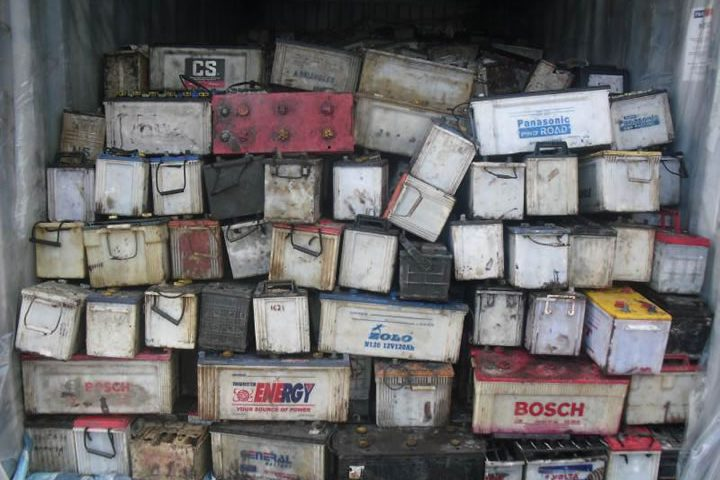 junk battery prices