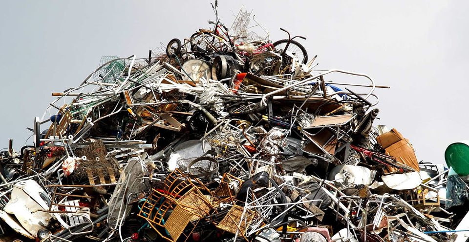 Scrap metal recycling company