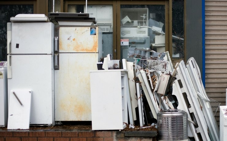 Scrap Junk Fridge | Refrigerator Removal Toronto GTA
