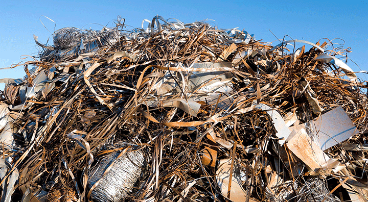 Scrap Metal Recycling Company Bolton Mississauga