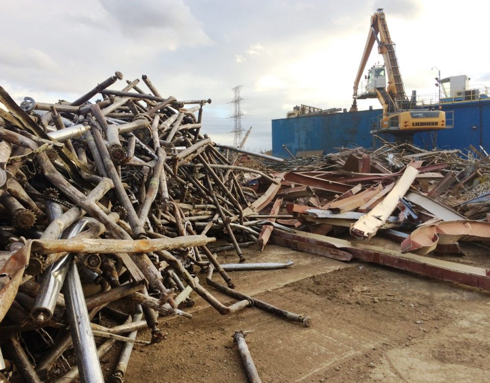 Scrap Metal in Toronto | Make Money With Metal Recycling