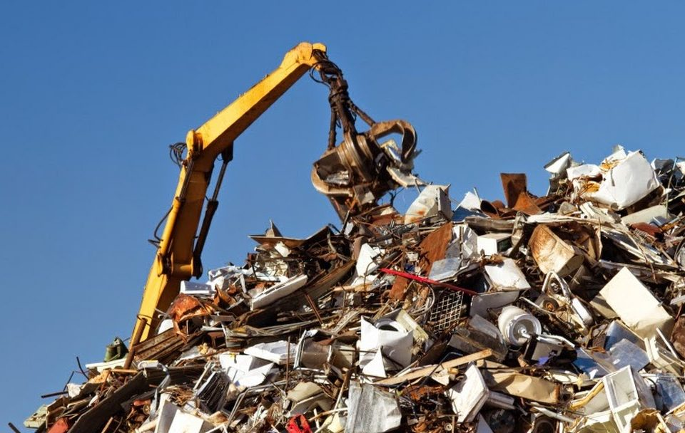 Scrap Metal Recycling in Newmarket