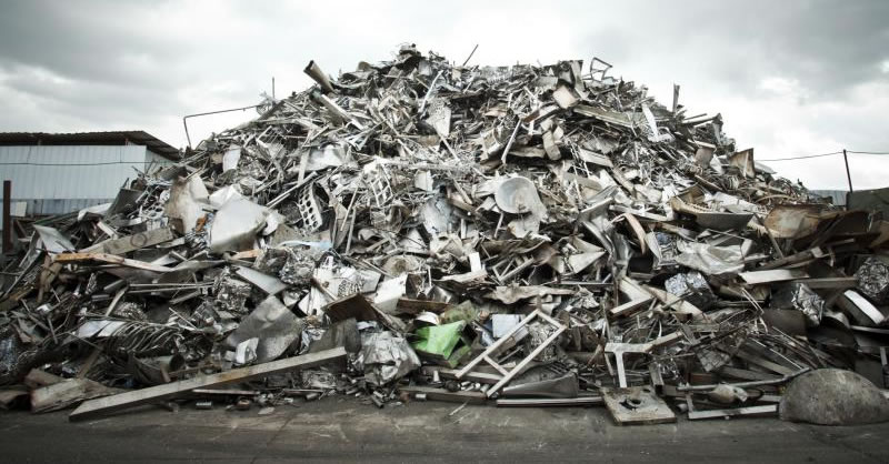 Metal recycling caledon Ontario
