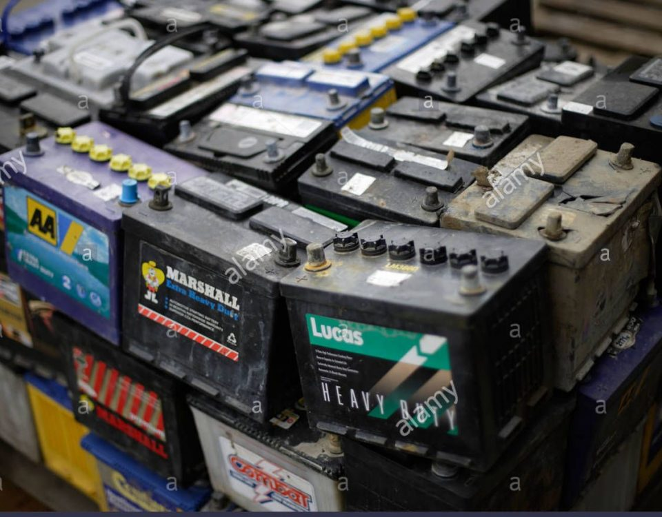 Car batteries Lead acid batteries