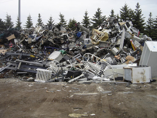 Metal recycling Erin Mills Credit Valley Clarkson Cooksville