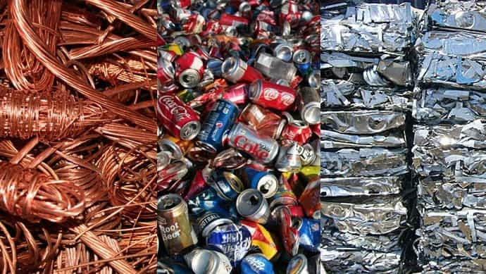 Why should scrap metals be recycled?